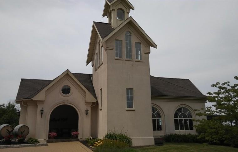 Beamsville church